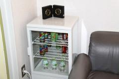 ドリンク用冷蔵庫